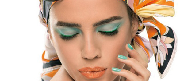 tendenze Make-Up, look da spiaggia, trucco primavera estate 2013