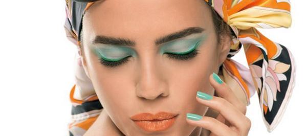 tendenze Make-Up, look da spiaggia, trucco primavera estate 2013
