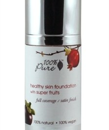 HEALTHY, SKIN FOUNDATION, WITH SUPER FRUITS SPF 20