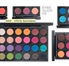 Kiko: tutti i dettagli sull'Infinity Eyeshadows clics system!