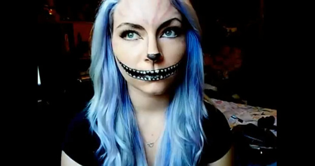 make-up per halloween