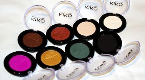 eyeshadow kiko, ombretto kiko, ombretto ottima tenuta, ombretto alta pigmentazione