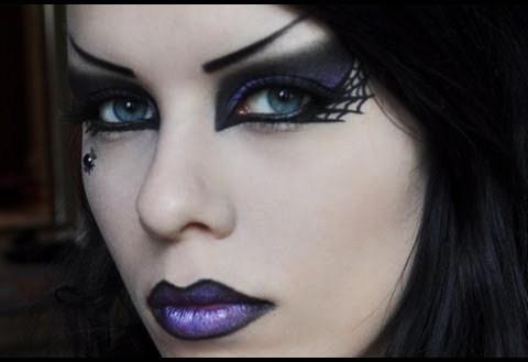 Trucco Halloween Facile.Make Up Per Halloween La Notte Piu Magica Dell Anno