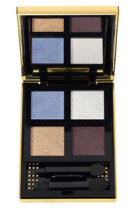 yves saint laurent pure chromatics wet-and-dry eyeshadow palette profile